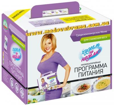 программа питания худеем за неделю отзывы